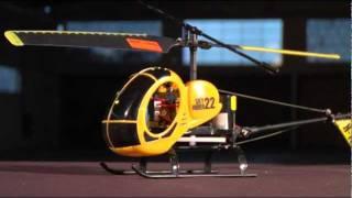 Helicóptero Sky Rider H-18 - Candide Brinquedos