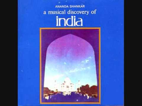 Ananda Shankar   A Musical discovery of India   Namaskar