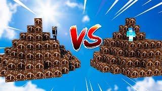 BATALLA DE ISLAS DE LUCKY BLOCKS de... ¿CAGADAS?🤨💩 - MINECRAFT