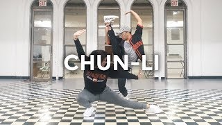 Chun Li - Nicki Minaj (Dance Video) | @besperon Choreography