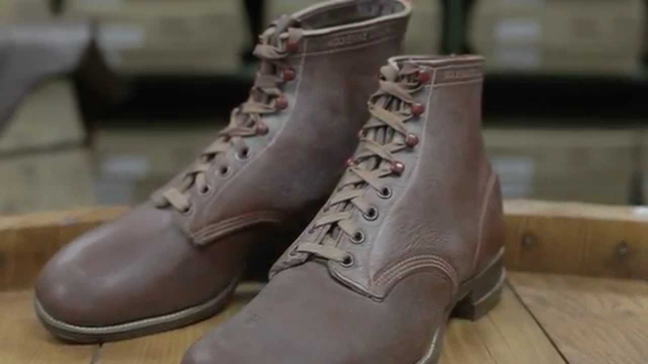 9eedefbb724 The Making of the Wolverine 1000 Mile Centennial Edition Boot: Part 2