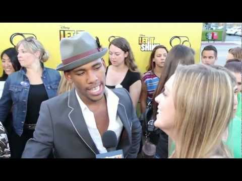 Brandon Mychal Smith  Let It Shine  Premiere Interview