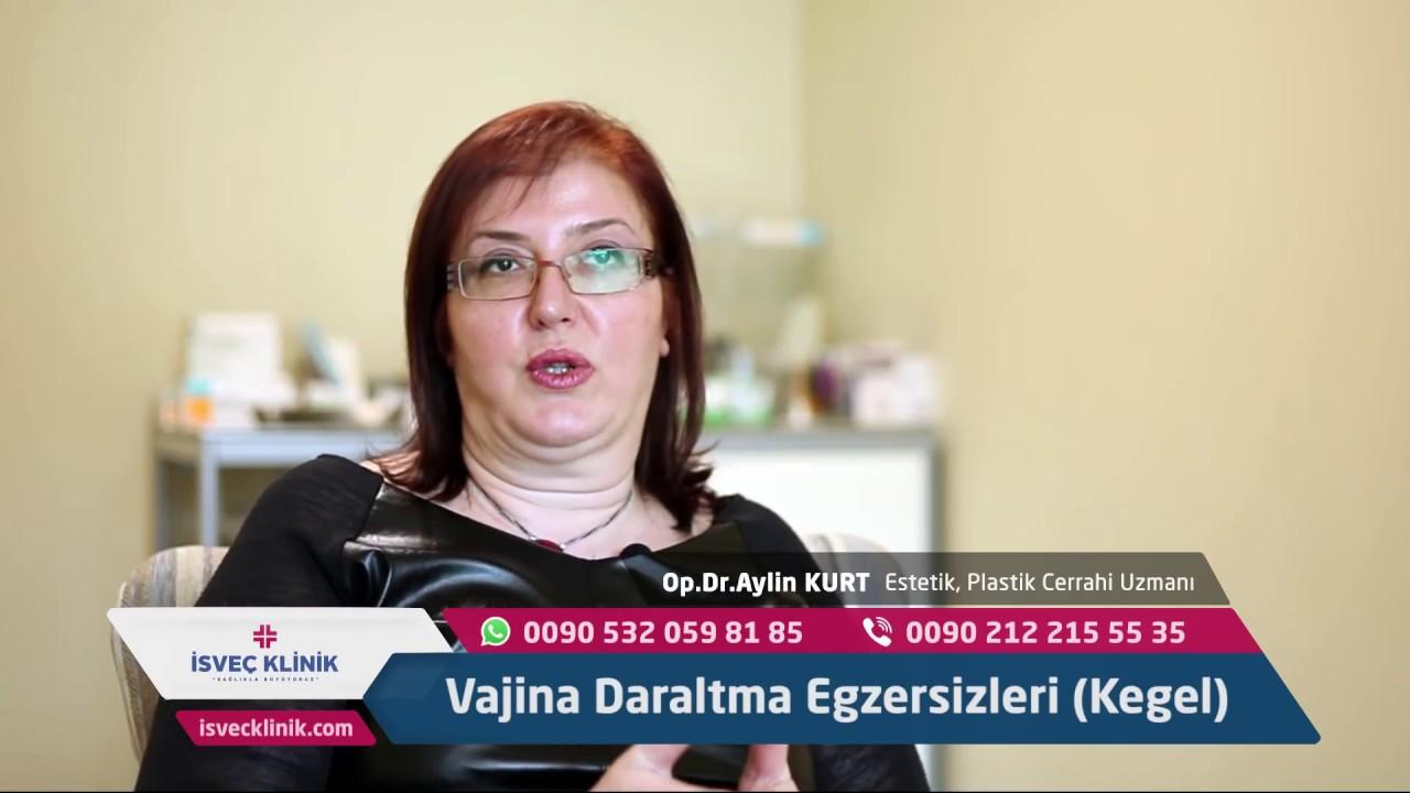 Vajina Daraltıcı Kremler ve Kegel Egzersizi