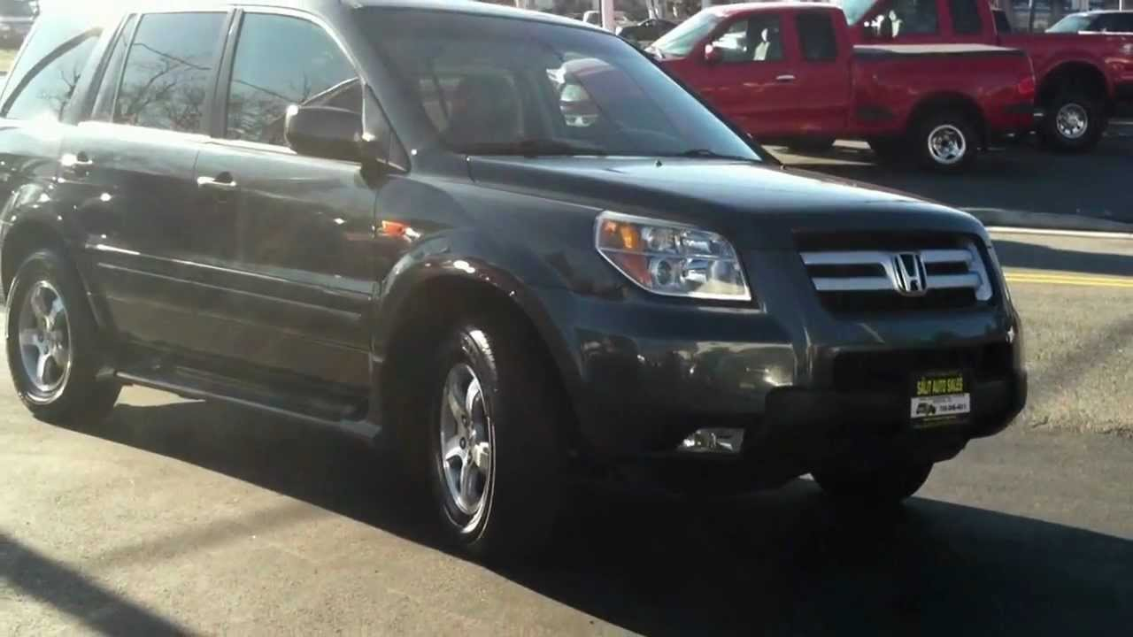 Marvelous 2006 Honda Pilot EX L In Edison,NJ