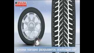 Автомобильные шины Fulda Kristall Montero 3(http://koleso24.com.ua/shina_zimnyaya_fulda_kristall_montero_3/ Промо-ролик зимних шин Fulda Kristall Montero 3., 2012-12-26T19:41:34.000Z)