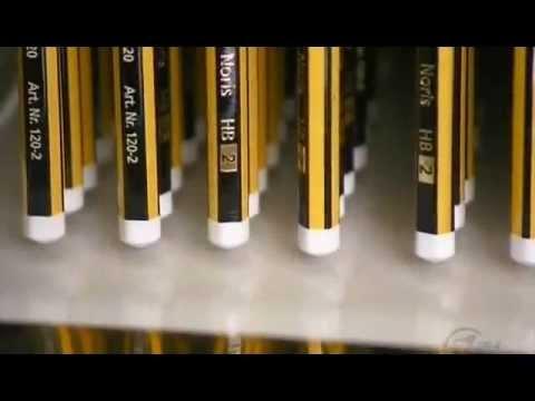 Comment Cest Fait Les Crayons Youtube