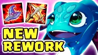 THIS WILL BE BANNED FOREVER | SPAWN KILL | NEW FIZZ REWORK SPOTLIGHT (25 KILLS FULL AP) - Nightblue3