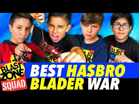 Beyblade Best Hasbro Blader Tournament!  New Beyblade Burst Battle & Tournament!  Funny Videos