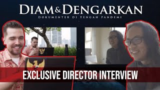 Download DIAM&DENGARKAN - Dokumenter kontrovers Indonesia Director Interview (ENG-ID)
