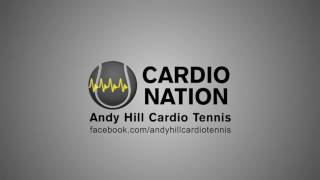 Andy Hill Cardio Tennis Chicago 2 Ball Epic Rally Advanced Group