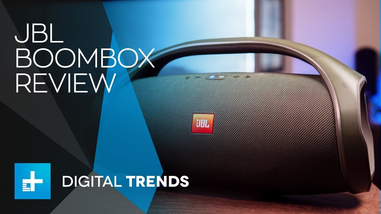 JBL Boombox - Hands On Review