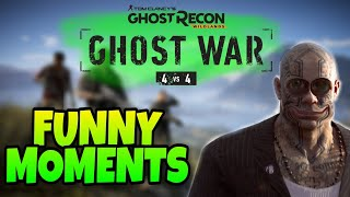 TROLL AND FUNNY/WTF MOMENTS - GHOST RECON GHOST WAR