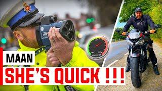 Triumph Street Triple RS test ride