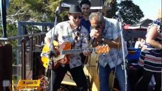 """Dirty Boogie Band - """"rock This Town"""""""