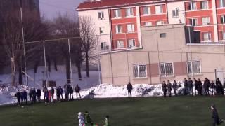 Карпати-2005 - Legia-2005 Варшава 3:4 (2ий тайм)