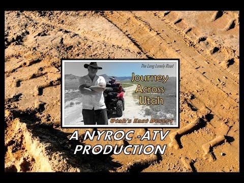 ATV Journey Across Utah Episode 1
