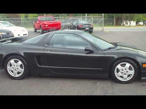 1991 Acura NSX Rare Car Cheap Honda Cars Vtech Coupe Sports