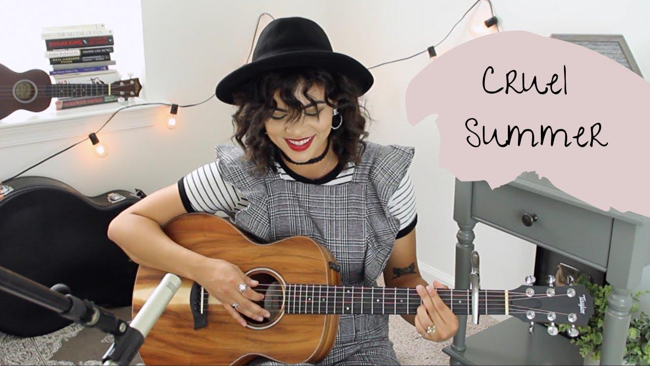 Cruel Summer - Taylor Swift Cover