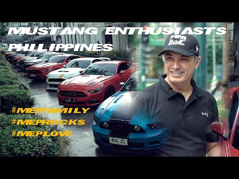 Mustang Enthusiasts Philippines - Breakfast Meet (4K)