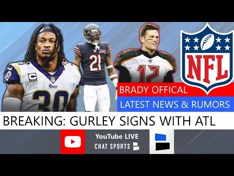 NFL Daily: Live Free Agency News With Mitchell Renz & Harrsion Graham (March 20)
