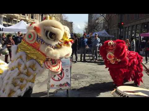 Lunar New Year Old Oakland 2017