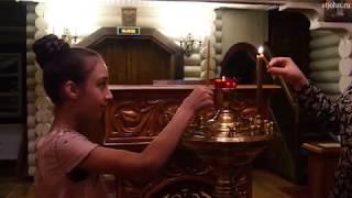 Дети детям #10 Как правильно поставить свечку в храме?