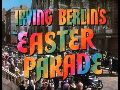 Easter Parade - Trailer - Judy Garland