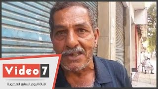 """بالفيديو..المواطن إبراهيم أنور لوزير التموين:""""إزاى أكون عايش فـ 6 أكتوبر وأروح أفعل بطاقة التموين"""