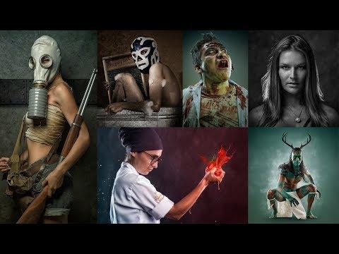 Curso online. Fotografía creativa y retrato conceptual