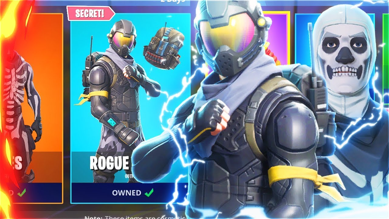 New Secret Skins How To Get The Most Rare Skins In Fortnite Battle