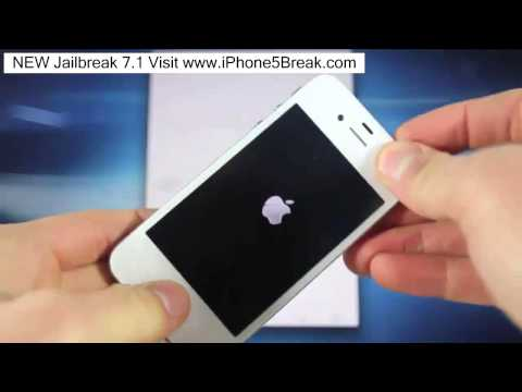 How to carrier unlock iphone 4 ios 7.1 2
