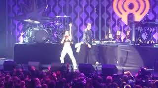 G-Eazy & Halsey - Him & I Z100 Jingle Ball MSG Live 12/8/17