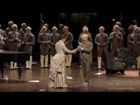 e8f9444e Svetlana Aksenova as Lisa in Pique Dame of Tchaikovsky from Dutch National  Opera