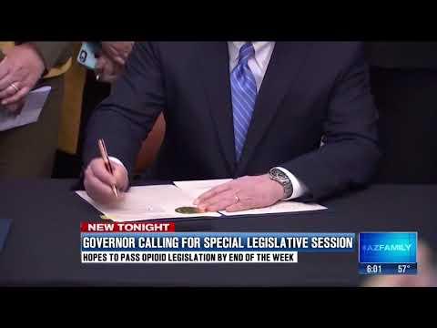 AZ Family: Governor Calling For Special Legislative Session