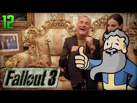 "Fallout 3 Gameplay Walkthrough Part 12 - ""MY HERO DUKOV!!!"" 1080p HD"