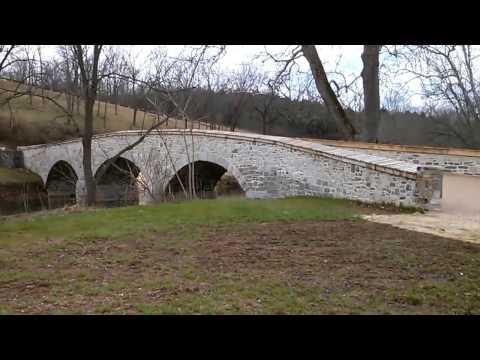 Burnside Bridge - Antietam National Battlefield, MD