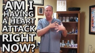 Is My Chest Pain a Sign Of a Heart Attack? (Common Sense Medicine)