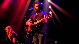 James Vincent McMorrow - Down the Burning Rope (Live @ Melkweg, Amsterdam