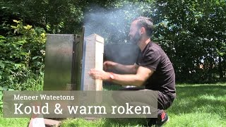 Meneer Wateetons over koud en warm roken