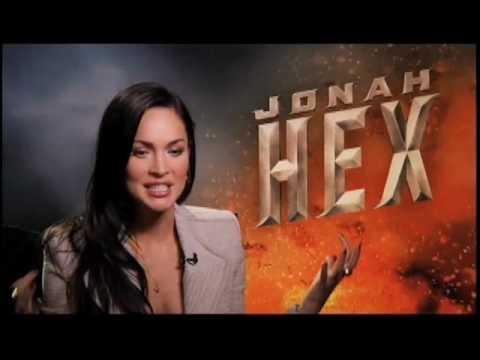 Megan Fox Jonah Hex Interview - CANADIAN EXCLUSIVE, Tribute.ca