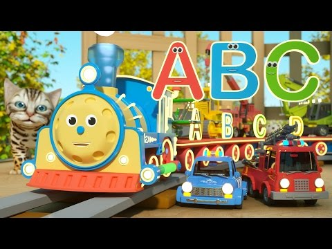 Thumbnail: Learn Letters With Max the Glow Train – TOYS (Letters and Toys)
