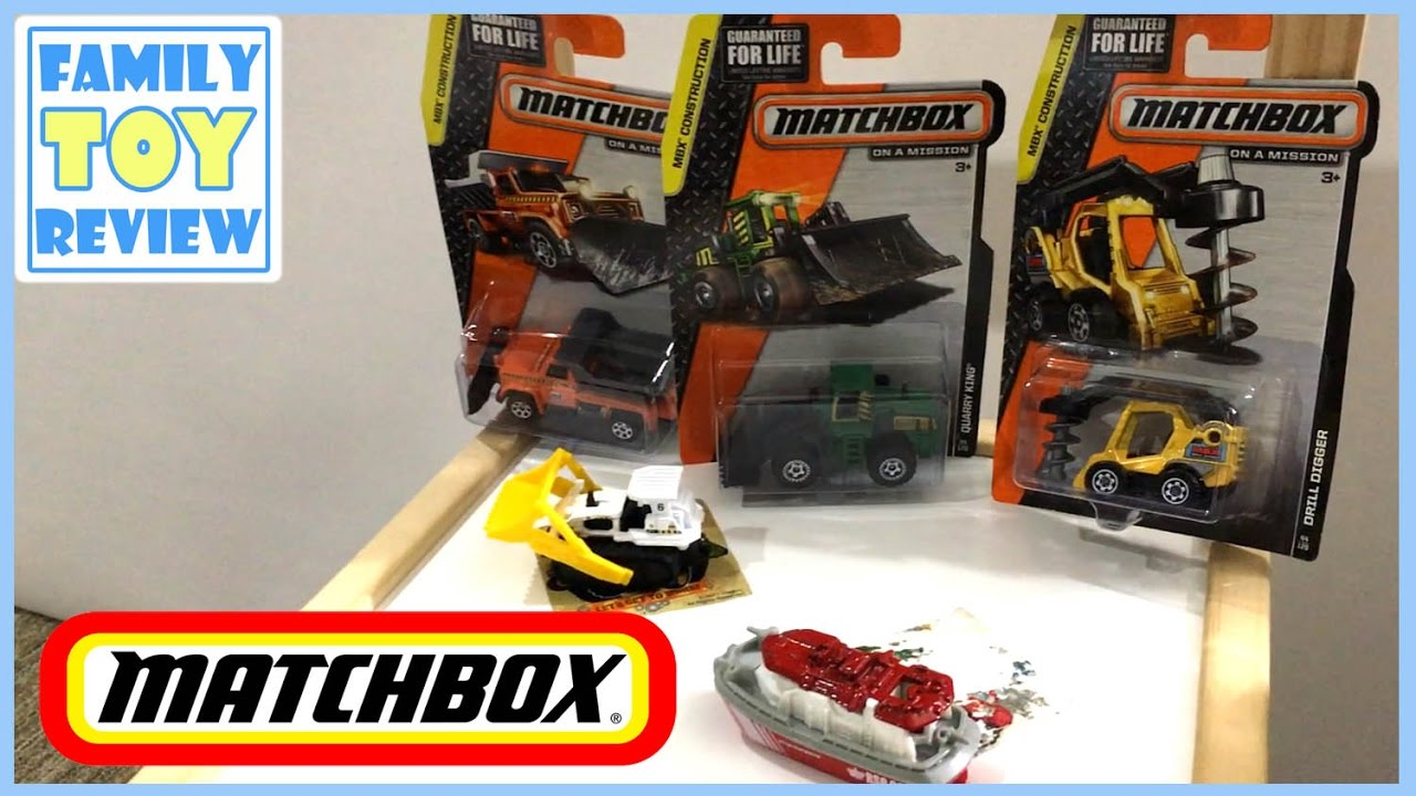 Toy Cars At Walmart : Toy cars for kids matchbox car toys unboxing review