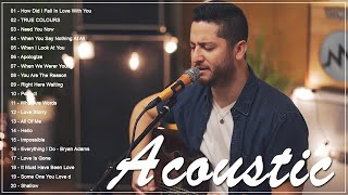 English Acoustic Love Songs 2021 - Best Romantic Guitar Acoustic Cover Of Popular Songs Of All Time