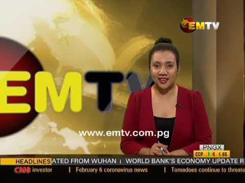 National EMTV News, Friday 7th February, 2020