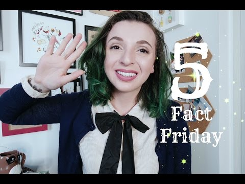 FiveFactFriday! NewSeries, Tattoo Sleeve, Rude Piercings Comments