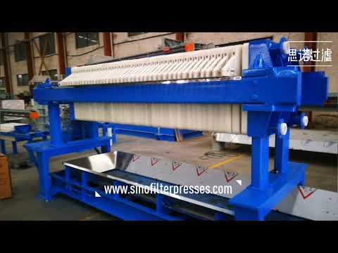 SINO Chamber Filter Press