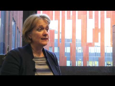 Sally Hayes: academic leadership and its challenges