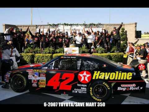 TOP 10 2007 NASCAR NEXTEL CUP SERIES RACES