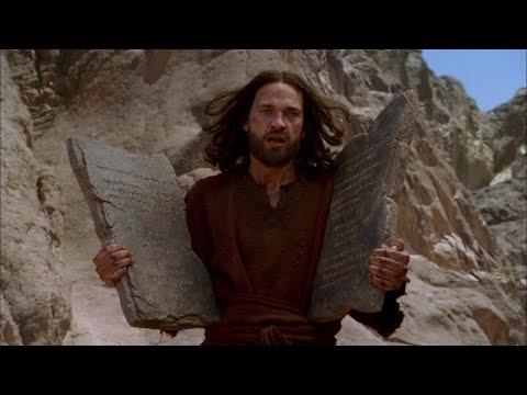 Моисей (часть 1) - фильм на русском языке