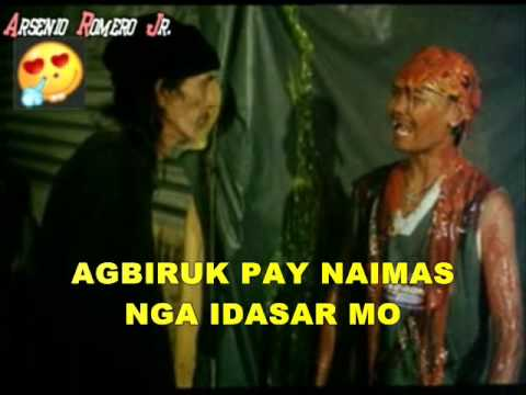 HOY SADUT - ILOCANO SONG VIDEO WITH LYRICS